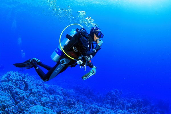 Diving-Background