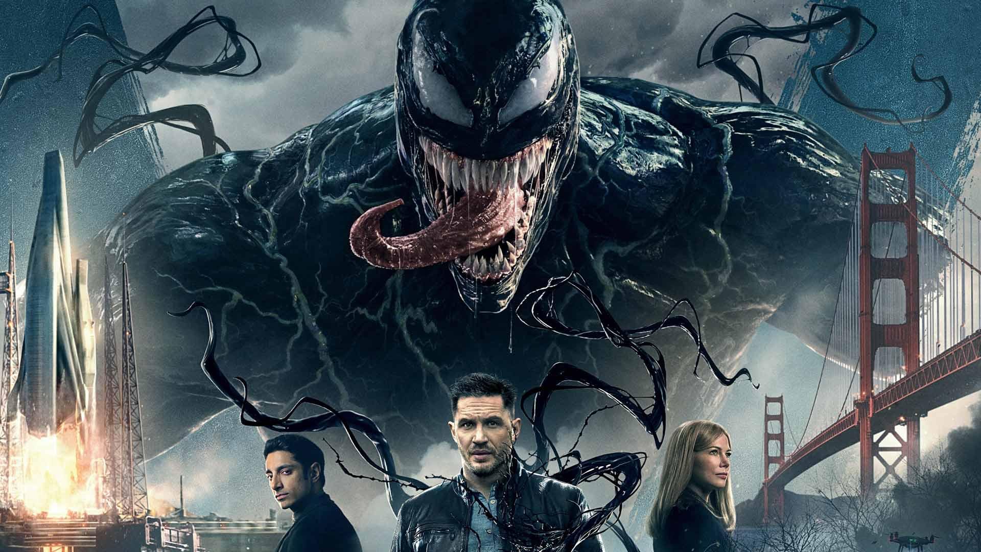 Venom 2018 after credits hq