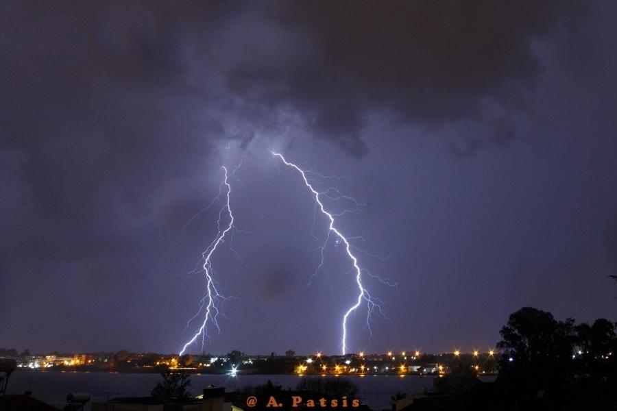 Νέα επιδείνωση του καιρού  από τις πρωινές ώρες της Τρίτης-Έκτακτο δελτίο της ΕΜΥ
