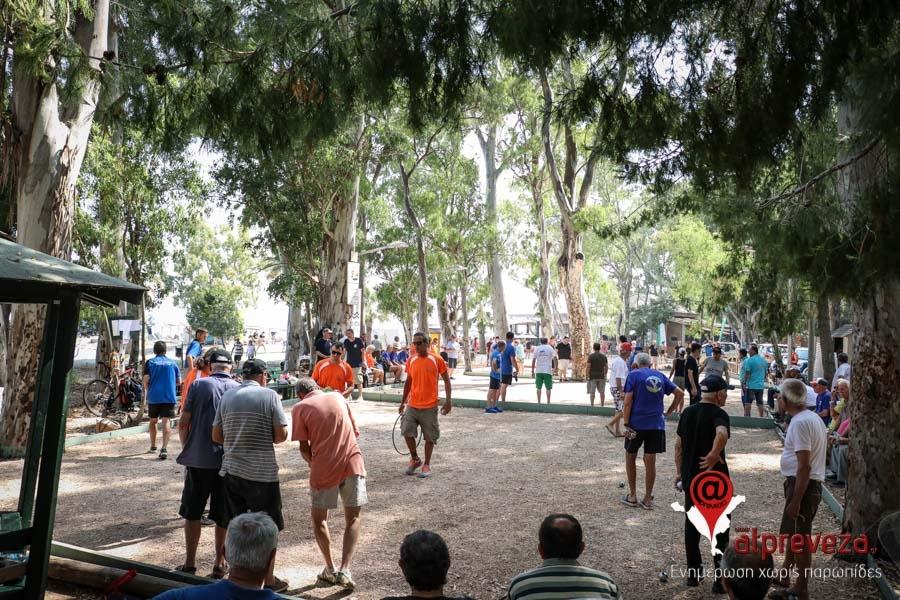 Πρέβεζα: Ξεκίνησε το Τουρνουά petanque στην Πρέβεζα με συμμετοχές από διάφορα μέρη της Ελλάδας