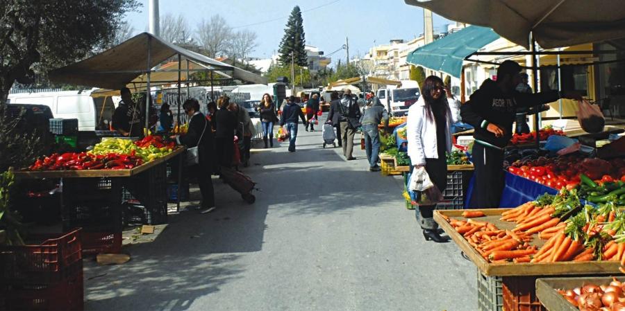 Πρέβεζα: Προσανατολισμός για λαϊκή αγορά στην Πρέβεζα και όχι αγροτική...