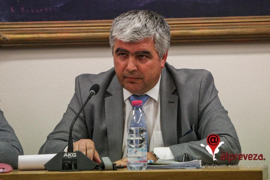 """Επιστολή του Πολιτιστικού Συλλόγου """"Πρέβεζα"""" προς το δήμαρχο για να λογοδοτήσει για τον ένα χρόνο  από την ανάληψη καθηκόντων"""