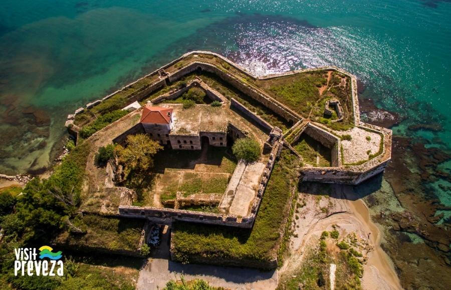 Πρέβεζα: Την άμεση παρέμβαση του δήμου για την αποκατάσταση και την προστασία του Κάστρου του Παντοκράτορα ζητά η Τοπική Κοινότητα Πρέβεζας