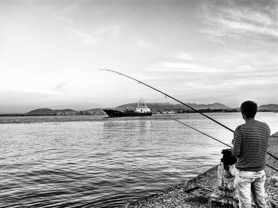 Πρέβεζα: Απόφαση του Λιμεναρχείου Πρέβεζας για τις θέσεις που επιτρέπεται η αλιεία από την ξηρά με πετονιά, καθετή ή καλάμι