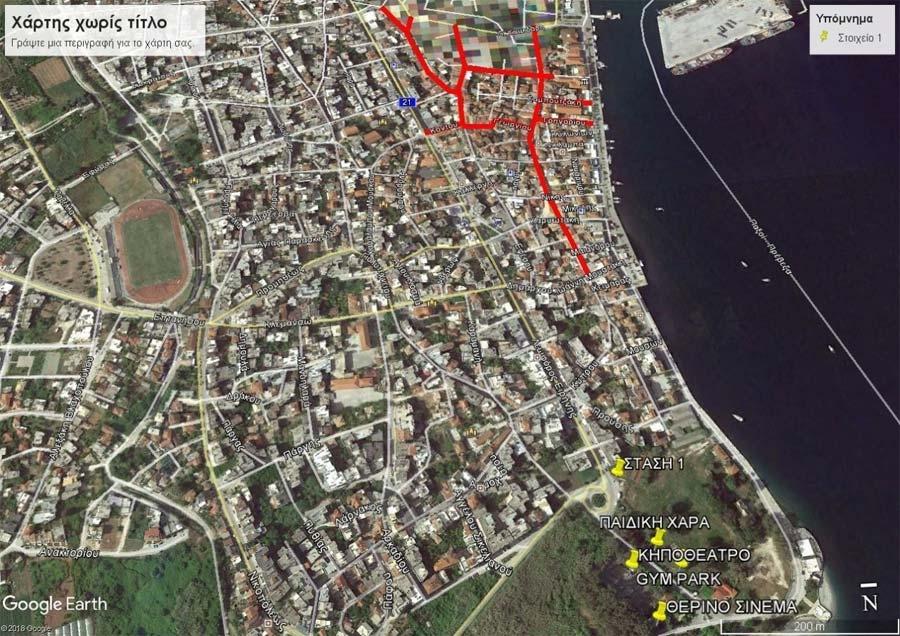 Ποια περιοχή αφορά και τι περιλαμβάνει το έργο «Ανοικτό Κέντρο Εμπορίου Πρέβεζας»-Ανακοίνωση από το δήμο Πρέβεζας