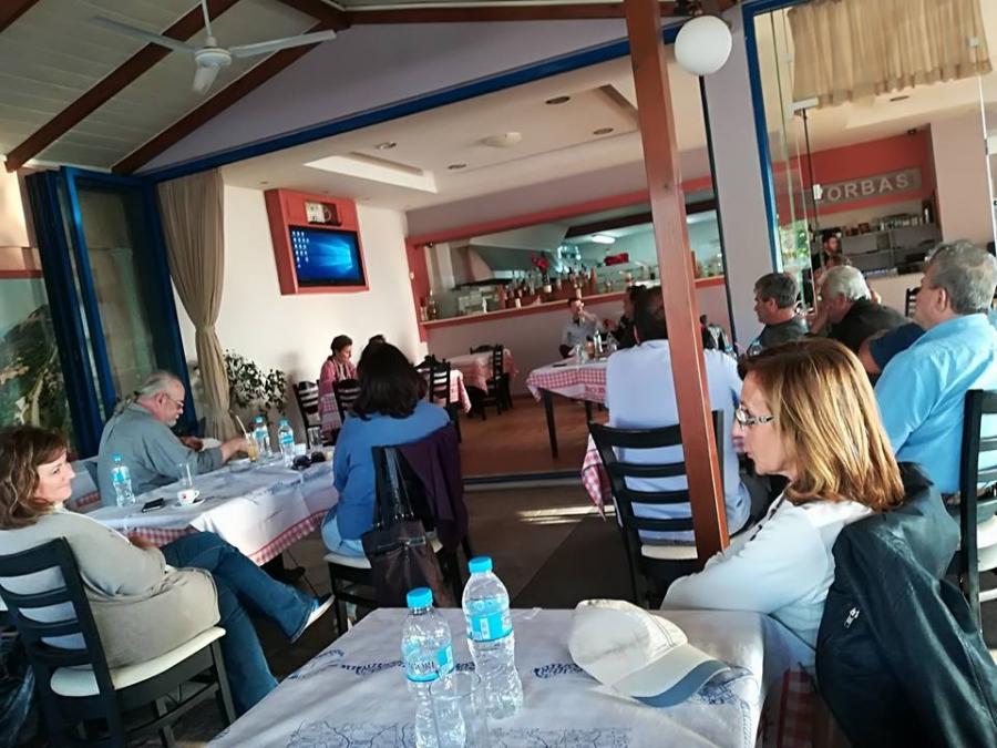Πρέβεζα: Πραγματοποιήθηκε στην Καστροσυκιά συνέλευση της Πρωτοβουλίας Πρέβεζας κατά των εξορύξεων (pics)