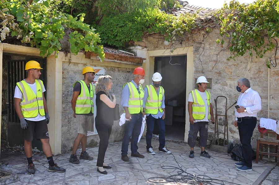 Ξεκίνησε το έργο ανάδειξης και αναβάθμισης των Ιαματικών Λουτρών Πρέβεζας με προϋπολογισμό 1.149.000,00 ευρώ