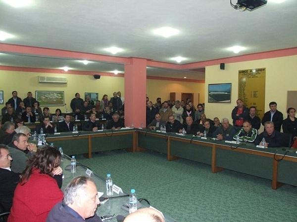 Αυξήσεις στα δημοτικά τέλη αποφάσισε το δημοτικό συμβούλιο Πάργας