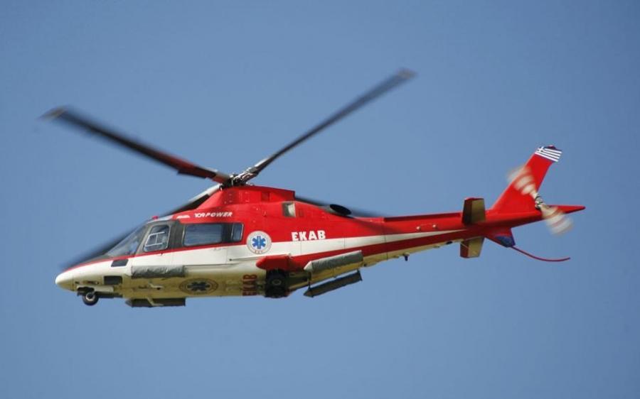 Πρέβεζα: Βάση αεροδιακομιδών του ΕΚΑΒ στο Άκτιο μελετά το υπουργείο Υγείας