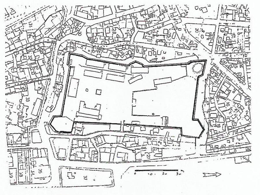 Εγκρίθηκε από το ΚΑΣ το project ανάπλασης στο Κάστρο του Αγίου Ανδρέα στην Πρέβεζα