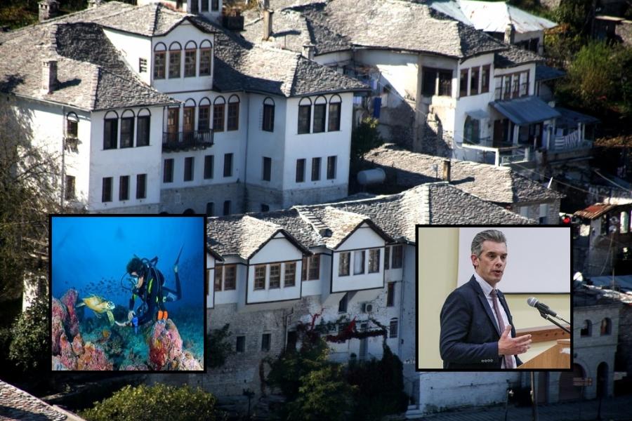 Πρέβεζα: Αδελφοποίηση Πρέβεζας-Αργυροκάστρου, καταδυτικό πάρκο και στο βάθος πανελλήνιο συνέδριο σχεδιάζει το Επιμελητήριο Πρέβεζας