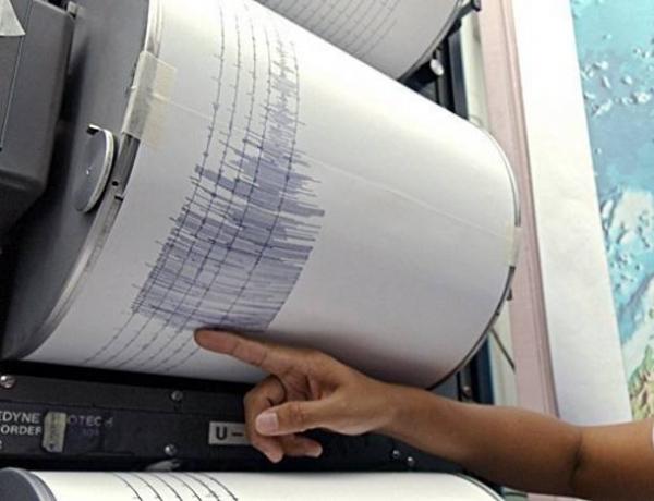 Σεισμός 3,2 βαθμών της κλίμακας Ρίχτερ σημειώθηκε ανοικτά της Πάργας