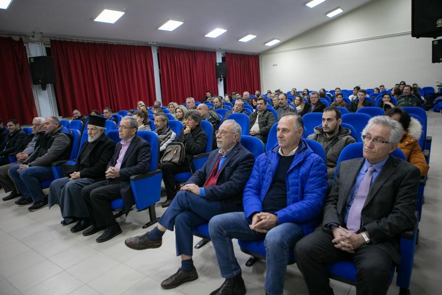 Πρέβεζα: Ο δήμος Πάργας τίμησε μαθητές που πέτυχαν την εισαγωγή τους στην Τριτοβάθμια εκπαίδευση