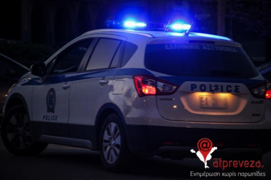 Συνελήφθη στην Πρέβεζα γιατί οδηγούσε μοτοποδήλατο υπό την επίδραση αλκοόλ