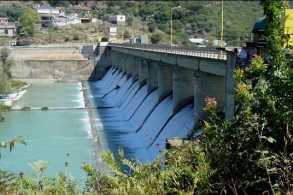 Υδροηλεκτρικό έργο στο ρέμα Τούση στην Ανθούσα του Δήμου Πάργας