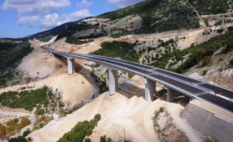 Πρέβεζα: Ρεπορτάζ  για το έργο Καμπή - Γέφυρα Καλογήρου και τη σύνδεση της Πρέβεζας με την Ιόνια Οδό.