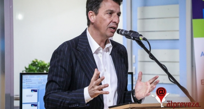 """Νίκος Καλαντζής στο atpreveza.gr: """"Μπορούμε να εφαρμόσουμε ενιαία τιμολογιακή πολιτική στα απορρίμματα με βάση και το αίσθημα δικαίου στους Δήμους"""""""
