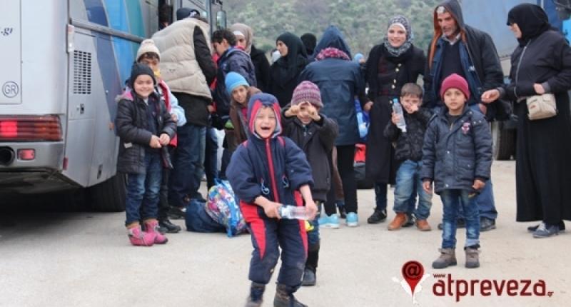 Επιβεβαίωση του atpreveza.gr – Στο Δήμο Πρέβεζας φιλοξενούνται 120 πρόσφυγες/μετανάστες