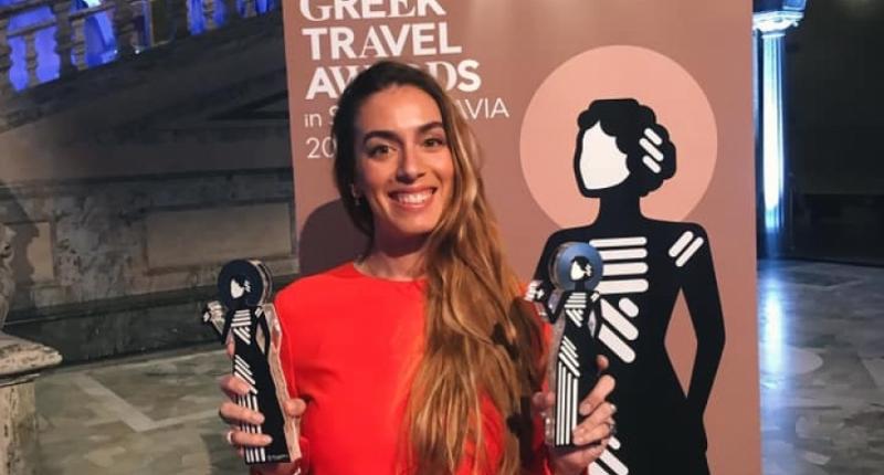 Σπουδαία διάκριση στα GREEK TRAVEL AWARDS στη Στοκχόλμη για το Parga Beach Resort