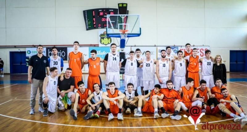 Ήττα-αποκλεισμός για το 1ο ΓΕΛ Πρέβεζας στο Πανελλήνιο Πρωτάθλημα Καλαθοσφαίρισης Λυκείων