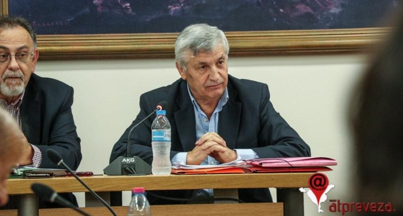 Στο ΥΠΕΣ και το Υπουργείο Οικονομίας και Ανάπτυξης θα βρεθεί αύριο και μεθαύριο ο Δήμαρχος Πρέβεζας – Ποια τα θέματα συζήτησης