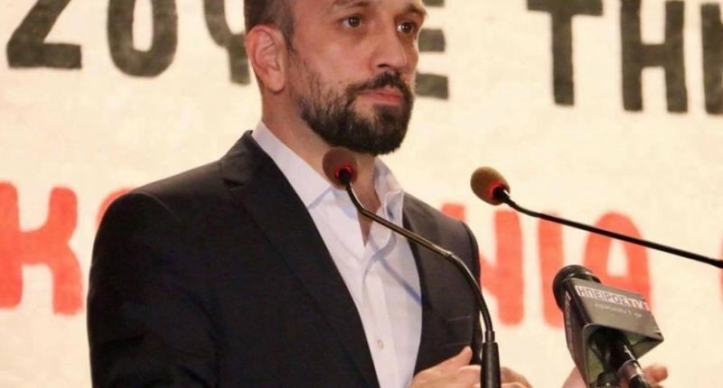 Υφυπουργός Εργασίας ο Κώστας Μπάρκας