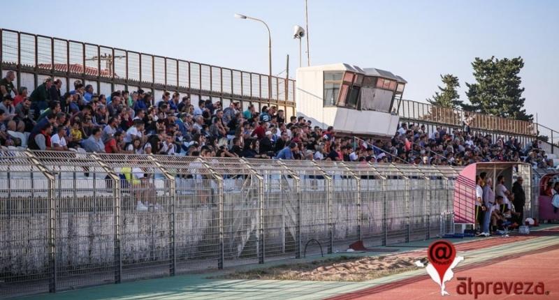 Ενέργειες να βρεθεί χρηματοδότηση για το στέγαστρο στο γήπεδο της Πρέβεζας – Όλα τα δεδομένα