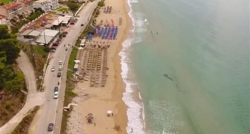 """Ψάχνουν """"φόρμουλα"""" για τη διάνοιξη δρόμου-σωτηρία για την παραλία της Λούτσας"""