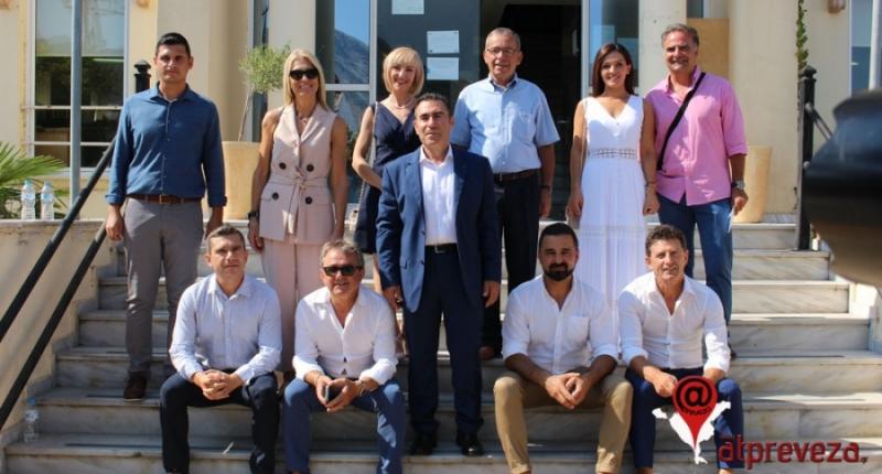 Ενδιαφέρουσα πρόταση από το Δήμο για το παλαιό Νηπιοτροφείο στην Πάργα και το Παλαιοσχολείο στο Καστρί