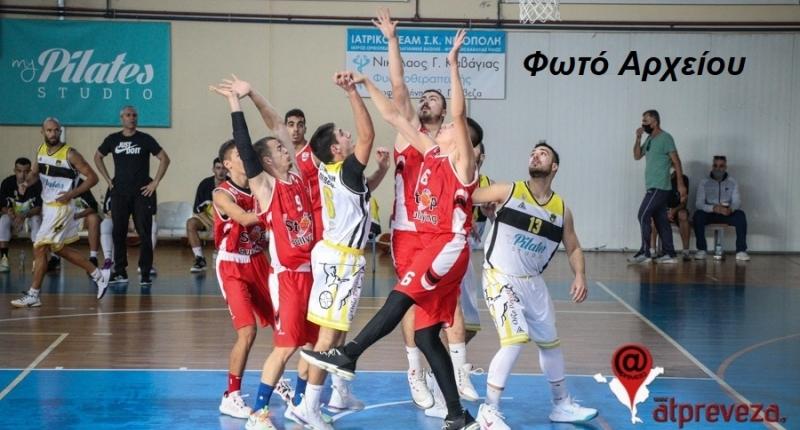 """Με το """"διπλό"""" επέστρεψε από την έδρα του Φαίακα Κέρκυρας η Νικόπολη"""