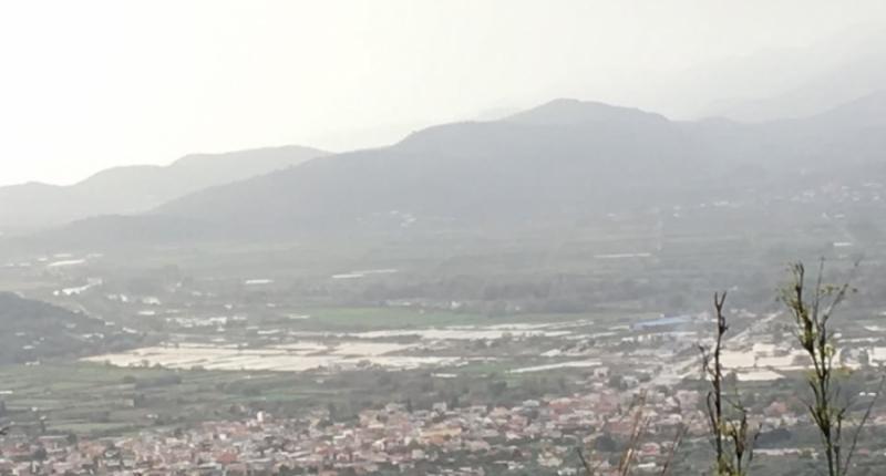 Σε Κατάσταση Έκτακτης Ανάγκης κηρύχθηκαν περιοχές της ΠΕ Πρέβεζας, λόγω των πρόσφατων έντονων καιρικών φαινομένων
