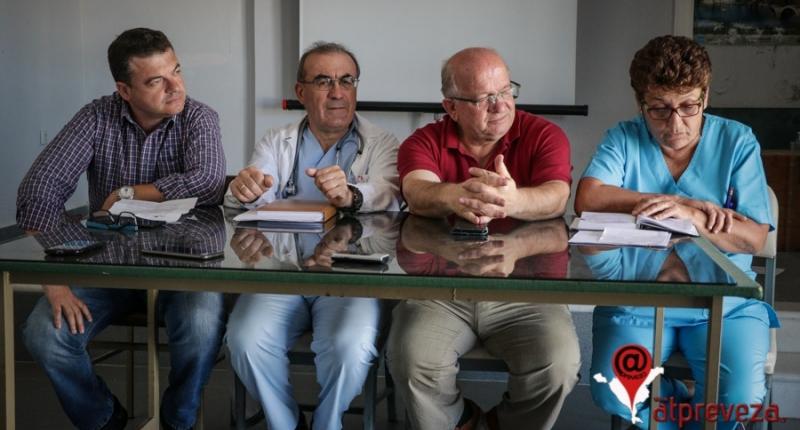 """Δυναμικά θα """"απαντήσουν"""" οι εργαζόμενοι του ΓΝ Πρέβεζας στη συλλειτουργία τμημάτων με τη Λευκάδα – Ξεκινούν κινητοποιήσεις (vid)"""