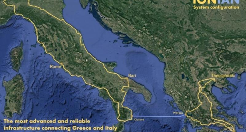 Επιβεβαίωση του ρεπορτάζ του atpreveza.gr για το υποβρύχιο καλώδιο που θα συνδέει Πρέβεζα-Κροτόνε – Ξεκινούν τον Οκτώβριο οι εργασίες